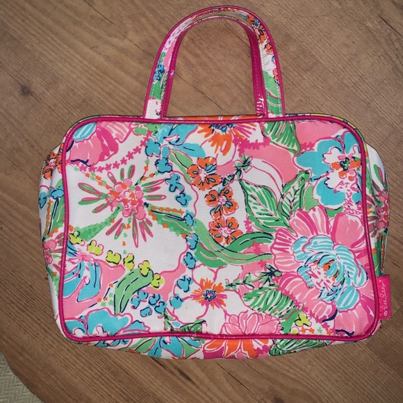 Lilly Pulitzer for Target Handbags - Lily Pulitzer For Target Makeup Bag
